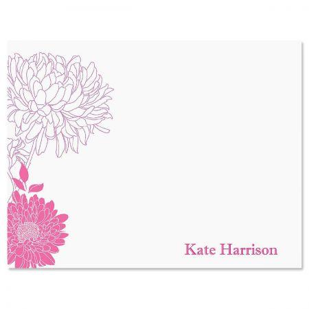 Flora Correspondence Card