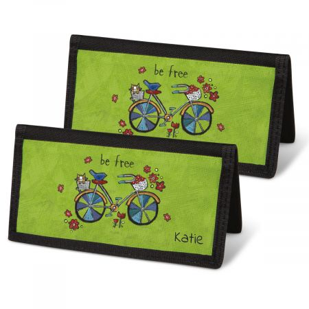 Whimsy Checkbook Covers