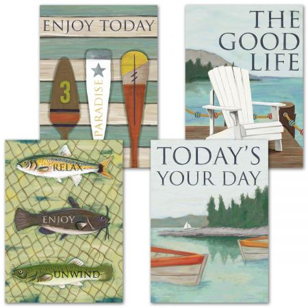 Waterside Birthday Cards