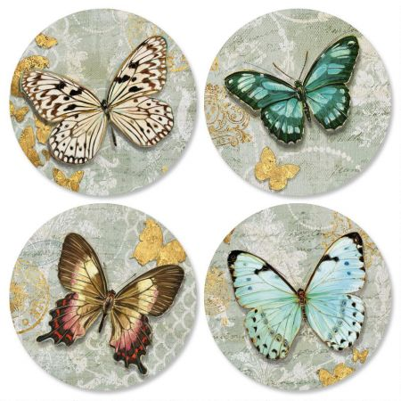 Butterfly Seals (4 Designs)