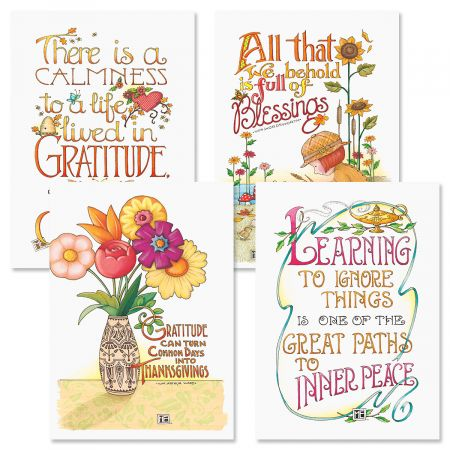 Mary Engelbreit® Inspirations Cards and Seals