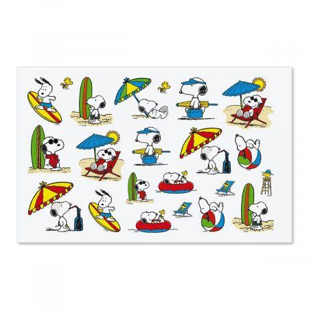 Snoopy's™ Summertime Fun Seals