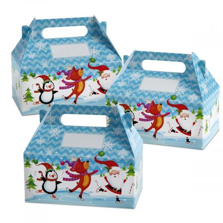 Winter Wonderland Treat Boxes