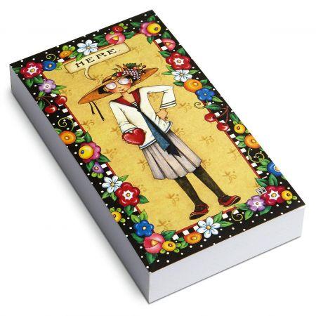 Mary Engelbreit® Chunky Notepad
