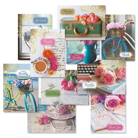Deluxe Quiet Moments All-Occasion Cards Value Pack