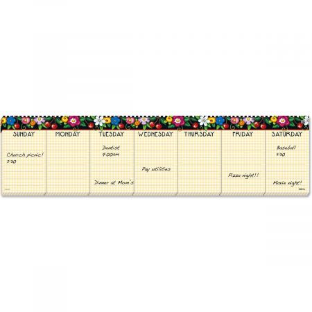 Mary Engelbreit® Week At A Glance Calendar Pad