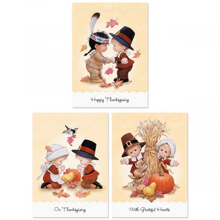 Morehead Expressions of Faith® Thanksgiving Greeting Cards