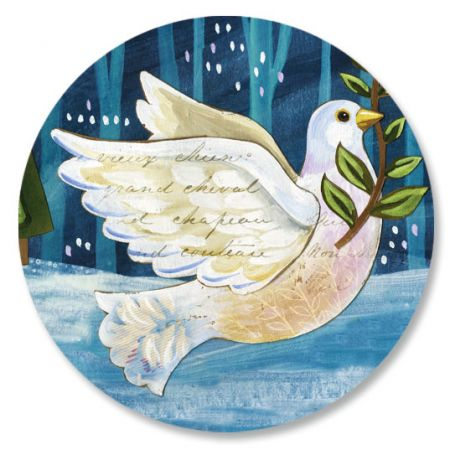 Peace Dove Seals