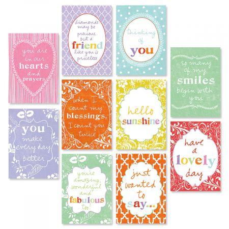 Sandra Magsamen Happy Day Friendship Value Pack