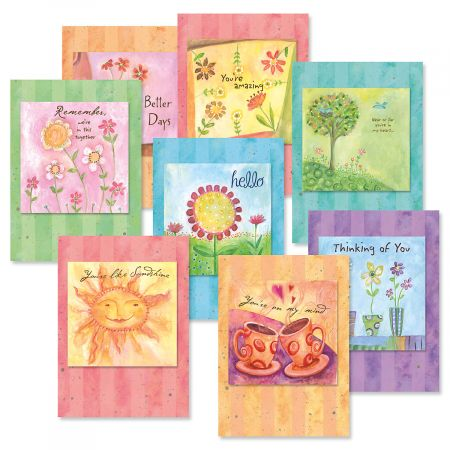 In This Together Friendship Greeting Cards Value Pack