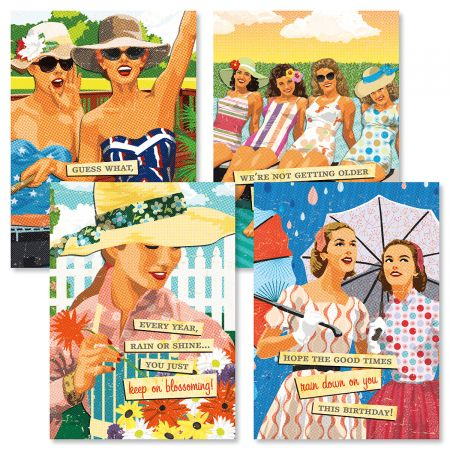 One Happy Girl Birthday Cards