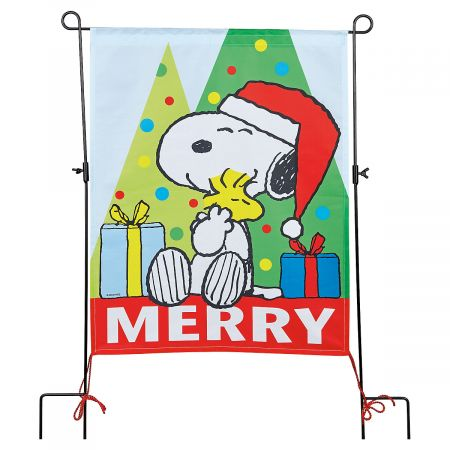 PEANUTS® Large Garden Flag