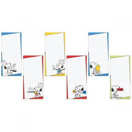 PEANUTS® Brights Shopping List Pads