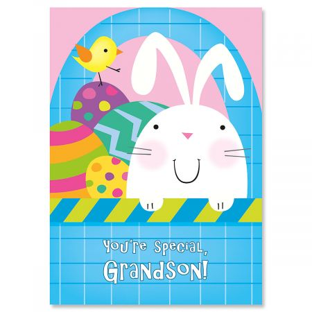 Grandson Easter Card