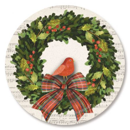 Merry Wreath Seals