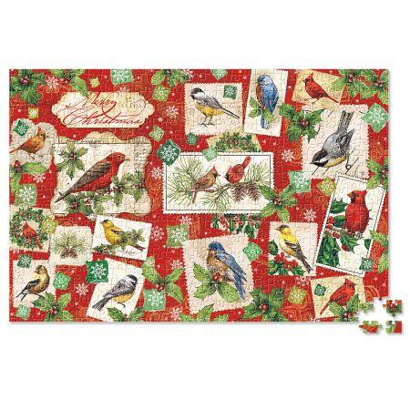 Christmas Garden Puzzle