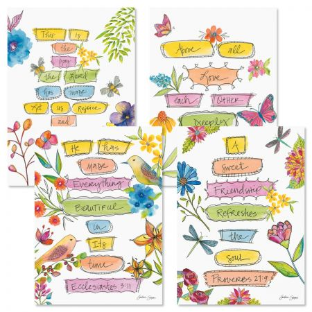 Well Said Friendship Cards and Seals
