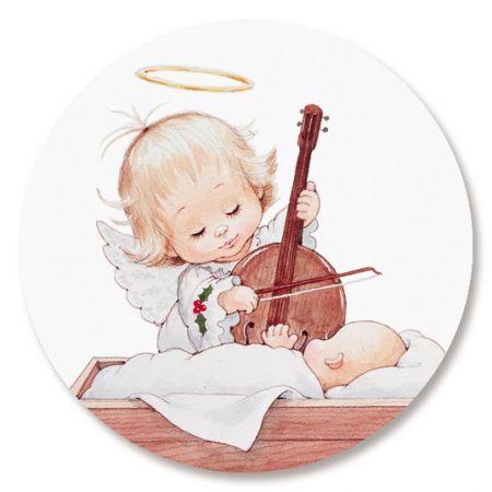 Angels Rejoice Seals