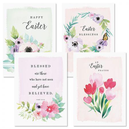 Believe Faith Easter Cards