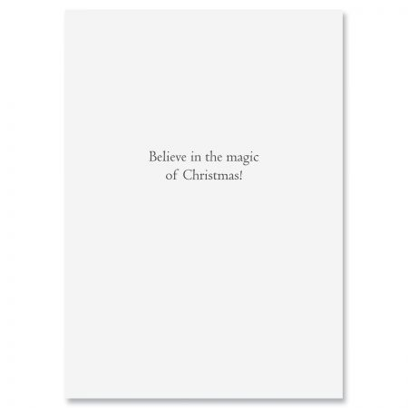 Mary's Believe Christmas Cards