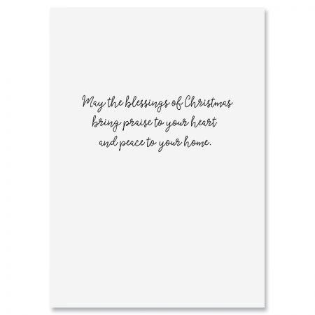 Christmas Nativity Religious Christmas Cards