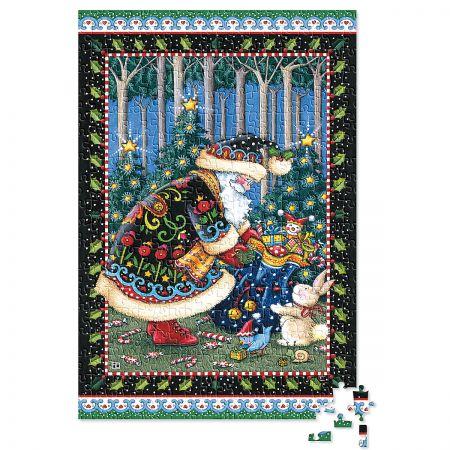 Mary's Woodland Puzzle