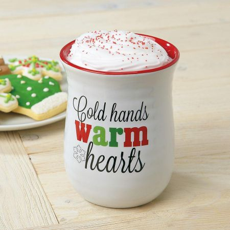 Cold Hands Warm Heart Snuggle Mug