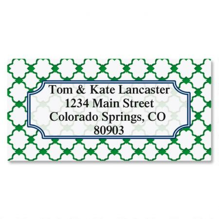 Freshwater Border Address Labels