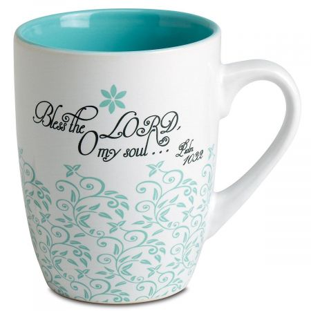 Bouquet Blessings Mug