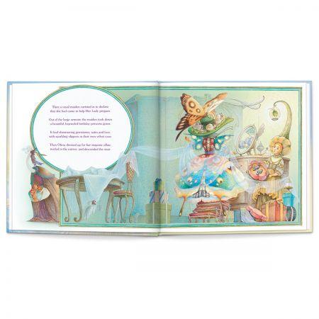 Personalized My Royal Birthday Unicorn Adventure Children's Book