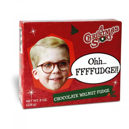 A Christmas Story® Oh, Fudge - Walnut Fudge