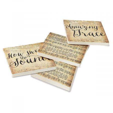 Hymns Coasters