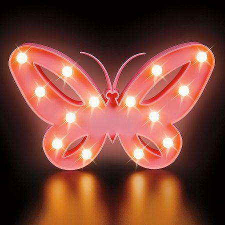 Butterfly LED Light Box