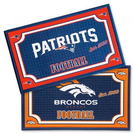 NFL Team Doormats - Seahawks & Eagles only available