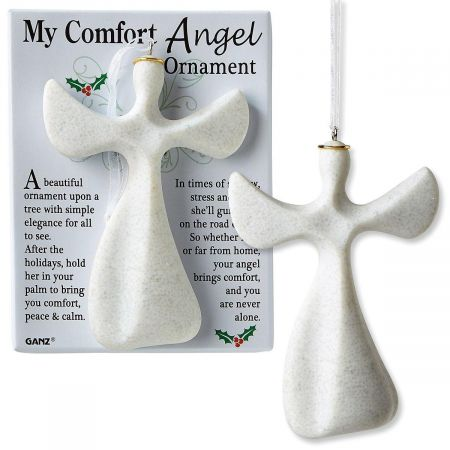 My Comfort Angel Ornament