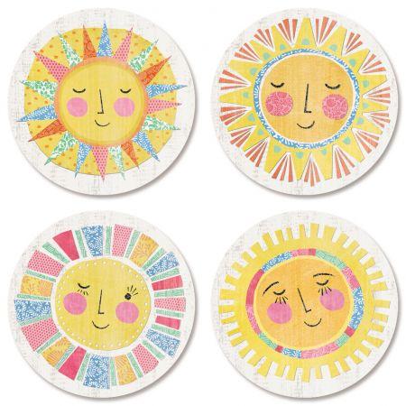 Hello Sunshine Envelope Seals