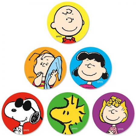 PEANUTS® Decorative Envelope Sticker Seals