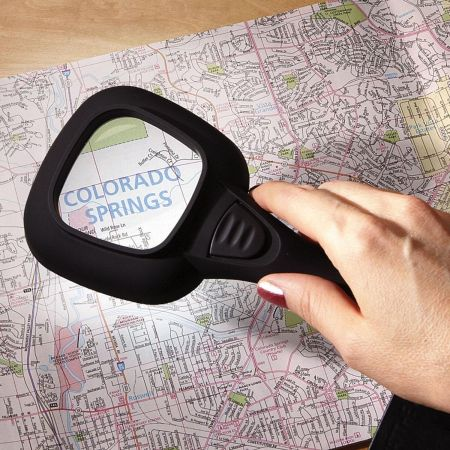 LED Handheld Magnifier