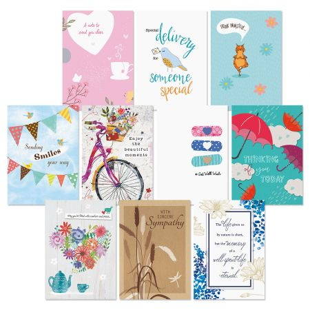 All Occasion Greeting Cards Value Pack
