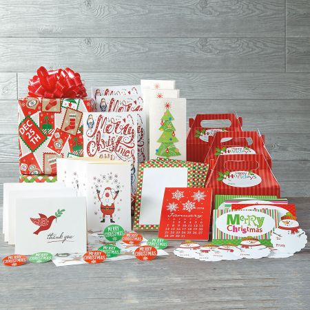 2018 Christmas Correspondence Value Pack