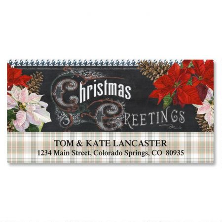 Victorian Greetings Deluxe Address Labels
