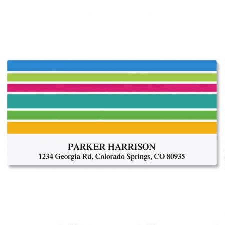 Ribbons Deluxe Address Labels