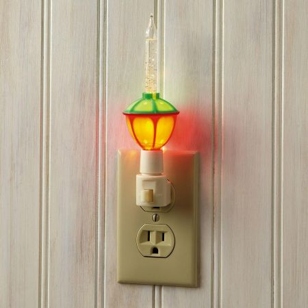 Christmas Bubbler Night Light