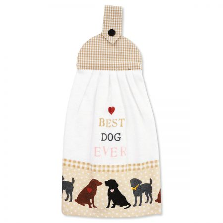 Best Dog Tie Towel