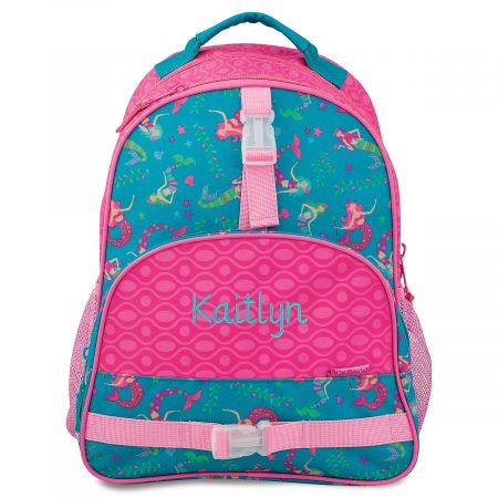 Mermaid Personalized Backpack by Stephen Joseph®