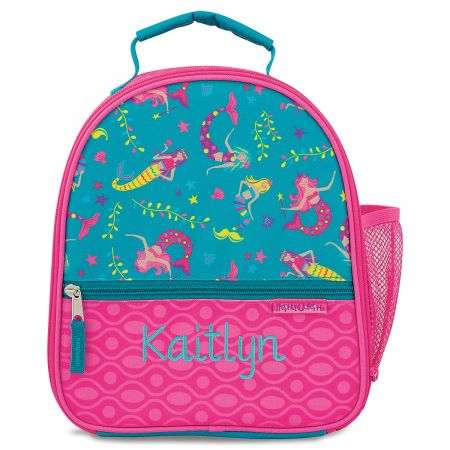 Mermaid Personalized Lunch Bag by Stephen Joseph®