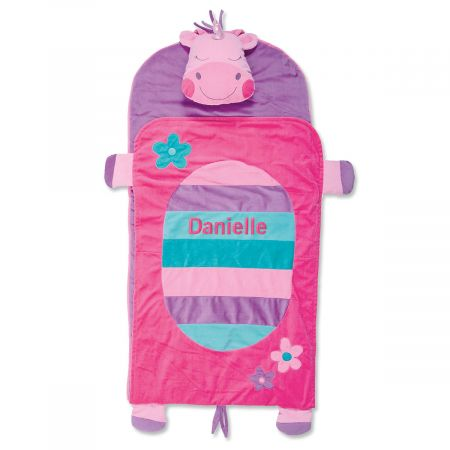 Personalized Unicorn Nap Mat by Stephen Joseph®