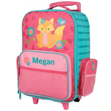 "Fox Rolling Luggage 18"" by Stephen Joseph®"