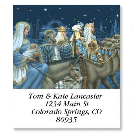 Journey Of Hope Select Address Labels