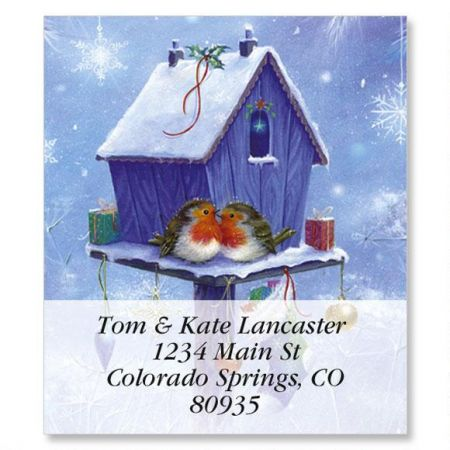 Welcome Home Select Address Labels